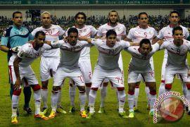 Pemain kunci Tunisia bugar hadapi Inggris