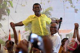 Panitia pemilihan umum Maladewa menangkan pemimpin oposisi
