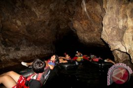 Pengunjung Gua Pindul dibatasi untuk jaga ekosistem