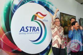 Astra catat kenaikan pendapatan mencapai Rp193,9 triliun