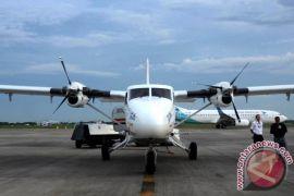 30 bandara di papua didarati Twin Otter