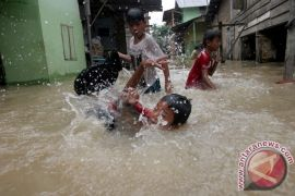 Banjir Langkat ancam jalinsum Sumut-Aceh