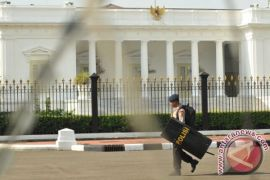 Presiden SBY akan perkenalkan Istana Presiden ke Jokowi