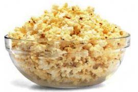 Batasan konsumsi popcorn
