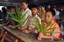 Umat Khatolik NTT rayakan Minggu Palma