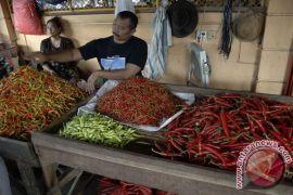 Cabai merah di Dobo melonjak hingga Rp80.000