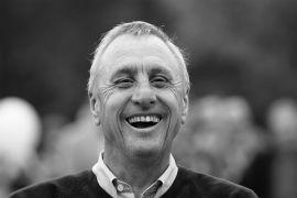 Johan Cruyff dukung Van Praag jadi Presiden FIFA