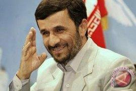 Presiden Ahmadinejad: Iran-Turki Miliki Kepentingan Bersama