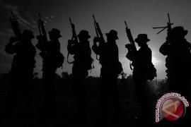 Kodim 0403/OKU amankan kerusuhan di Baturaja