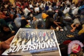 Penggemar Gagal Temui Super Junior di Bandara