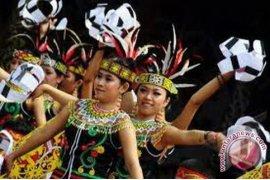 Masyarakat Adat Dayak Kalbar Gelar Pekan Gawai