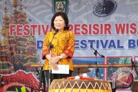 Menparekraf buka Festival Pesisir Bengkulu