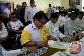 Morkes-Burhanuddin Penuhi Syarat Pendaftaran Pilkada Kalbar