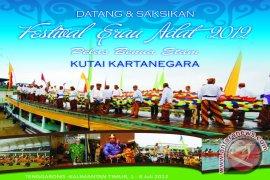 Humas Pemkab Kukar Gencar Publikasikan Festival Erau