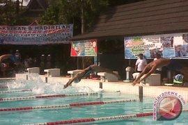 Umum - 154 Atlet Ikuti Kejuaraan Renang Se-kota Pontianak