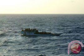 Penjaga pantai Libya selamatkan lebih 250 migran menuju italia