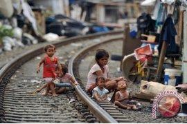Penduduk miskin perkotaan bertambah 5.750 jiwa