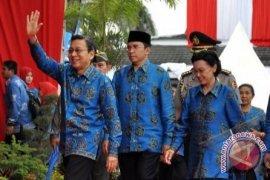 Wapres Didampingi Ibu Herawati Kunjungi Pontianak