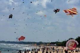 Layang-layang Khas Tabanan Siap Ramaikan Langit Bali