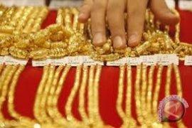 Harga Emas Turun Dipicu Penguatan Ekuitas AS
