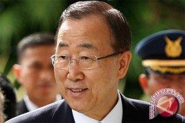 Sekjen PBB akan bawa obor olimpiade