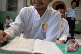 300 narapidana ikut pesantren Ramadhan di Semarang
