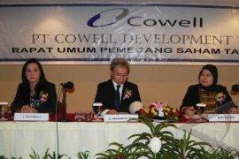 Cowell Siapkan Rp150 Miliar untuk Tambahan Bank Tanah