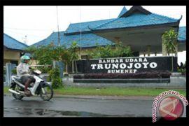 Pengerjaan terminal penumpang Bandara Trunojoyo diperkirakan Juni