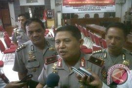 Kapolda Kalbar Pantau Pos Pengamanan Idul Fitri di Pontianak