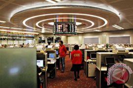 Saham Hong Kong dibuka turun tajam