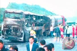 Tujuh orang tewas akibat Kecelakaan di China