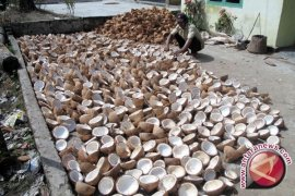 Jeruju Besar Kontribusikan Pembangunan Daerah Melalui Kopra