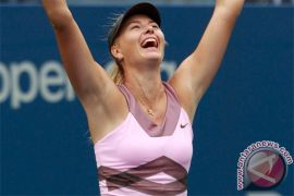 Sharapova melaju ke putaran keempat Australia Terbuka
