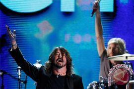 Musisi Dave Grohl jadi duta 'Record Store Day' 2015