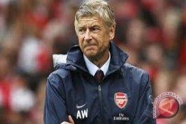 Wenger: Arsenal belum siap sekarang