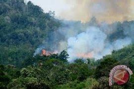 Hujan buatan disiapkan padamkan kebakaran hutan