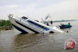 Korban Kapal Karam di Nunukan Belum Ditemukan