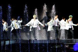 Konser perdana SM Entertainment di Dubai dihadiri 15.000 penggemar