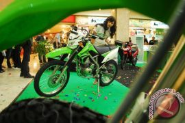 Kawasaki targetkan produksi 250 ribu unit pada 2014