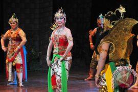 Festival wayang digelar di Kota Tua Jakarta