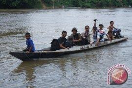Pemkab Berau Bangun Jembatan Kampung Merasa