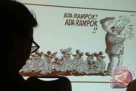 GM Sudarta dijadwalkan berpameran bersama enam kartunis