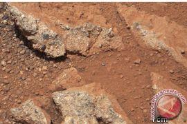 Misteri hilangnya air di Mars diselidiki