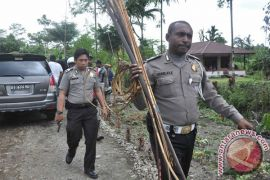 Polres Mimika harapkan situasi Kwamki Lama pulih kembali