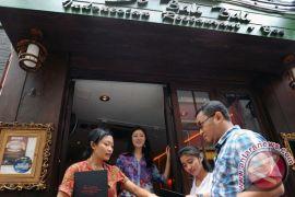 Garuda jalin kerjasama dengan restoran Indonesia di Inggris