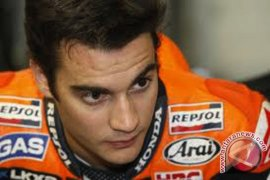 Marquez-Pedrosa jajal Honda Indonesia di Sentul
