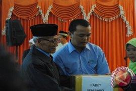 Zakat Bangka Belitung capai Rp630 juta!