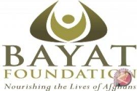Streams Into Stability: Bayat Foundation Meluncurkan Inisiatif Strategis Beautify Afganistan