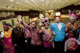 Artikel - Menanti kesungguhan DPR menuntaskan RUU masyarakat adat