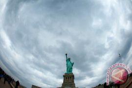 Kunjungan pelancong asing ke AS merosot tajam